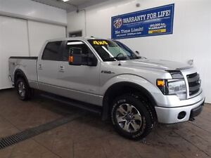 2014 Ford F-150 FX4 4x4 LEATHER SUPERCREW