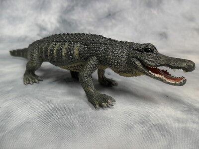CollectA NIP * American Alligator  * 88609 Reptile Replica Model Toy Figurine