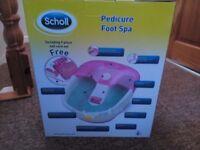 School foot spa