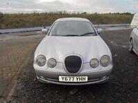 S type jaguar for sale
