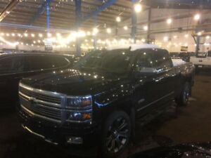 2015 Chevrolet Silverado 1500 High Country *22s* *DVD* *Nav*