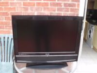 32 INCH TV AND PIONEER DVD PLAYER