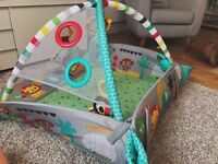 Baby gym play mat John Lewis