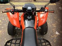 quadzilla 450 not ltz trx or yamaha raptor banshee 350 road legal quad