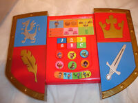 MIKE THE KNIGHT SHIELD