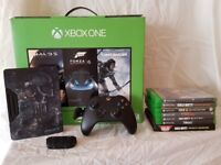 XBox One Console & Extra's