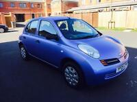 NISSAN MICRA S 1.2 MANUAL PATROL 5 DOORS WITH VERY LOW MILEAGE
