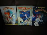 Futurama Season 1, 2 & 3 on DVD