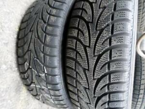Pair of 215/45R17 Winter claw's