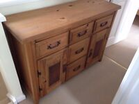Wooden Sideboard / Cabinet