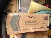 Denon Dcd 825 c.d player separate