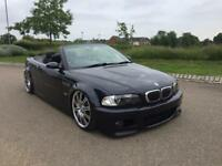 2005 Bmw e46 m3 convertible show car air ride