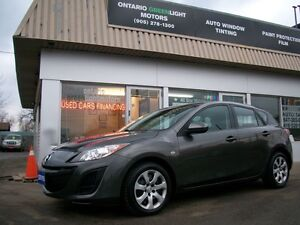 2010 Mazda MAZDA3 LOADED,HEATED SEATS,ALL POWERED,AIR CONDITIONI