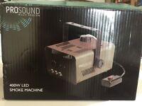 400w LED Smoke Machine - £55