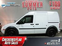2010 Ford Transit Connect XLT W/ Storage Space, Power Everything