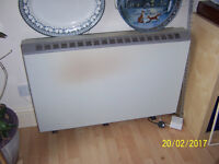 2 Night storage heaters 1m x .61m and 1 night storage heater .9m x .61m old but working order