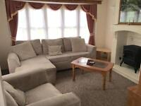 STATIC HOLIDAY HOME FOR SALE,AMAZING OFFER,4*SEA FRONT HOLIDAY PARK,NORTH WEST,