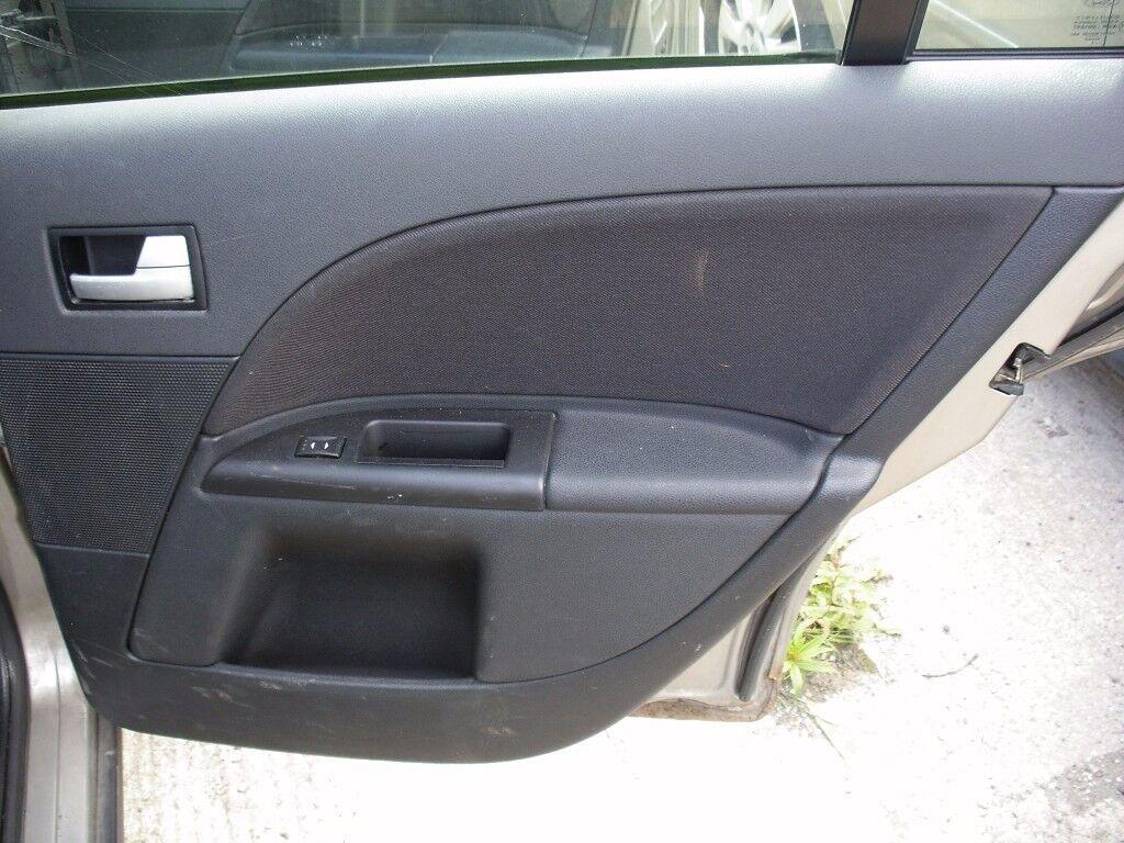 FORD MONDEO ZETEC MK3 2000-07 REAR D.SIDE DOOR CARD