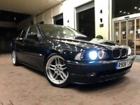 Bmw 5 Series 540I Auto Individual Fully Loaded Top Spec Beautiful Combination Very Rare Example E39