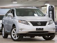 2011 Lexus RX 350 TOURING, NAV, CAMERA, AWD, 1 OWNER, 1.8% RATES