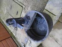 WATER BARREL ELECTRIC PLASTIC WATER FEATURES GOOD WORKING ORDER £ 15 NO TEXTS PLEASE
