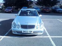 mercedes benz E-320cdi. car is wery economil. full extra. very good condition.long mot.