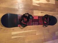 Ride Compact Snowboard 153cm