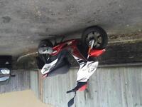 Moped, YAMAHA JOG RR 50cc