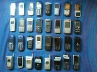 32 X FULLY WORKING mobile phones - Nokia, Samsung, LG, Blackberry, iPhone, Sony Ericsson