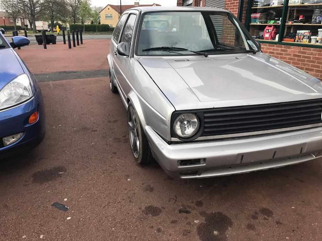 Mk2 Golf Gti 1990 3 Door In Newcastle Tyne And Wear Gumtree Volkswagen