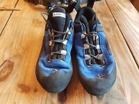 Climbing shoes _ joker Plus - as new. UK size 11 - unisex