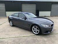 2015 BMW 418D SPORT 5DR AUTO * 1 OWNER FSH