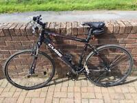 Cube Ltd mens mountain bike