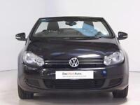 Volkswagen Golf SE TDI BLUEMOTION TECHNOLOGY (black) 2013-07-19