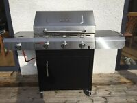 Char-Broil Performance infrared 3 burner gas BBQ