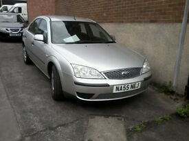 Ford mondeo lx 1/5/18 mot excellent condition throughout this drives like new no faults at all