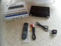 Vivabox digital satellite receiver VB- 7000HD - NEW