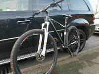 Mens Cube Aim Comp Mtb 29er bike
