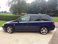 Fiat Stilo 1.9 JTD 2004 Diesel Estate (Multiwagon). Low miles. FSH. VGC.