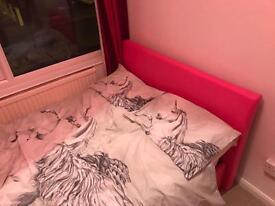 Children's 3/4 Bed with mattress