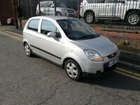 2009 Chevrolet Matiz 1.0 SE+ 5dr Hatchback, Low mileage car, One owner from new, £1,195 p/x welcome