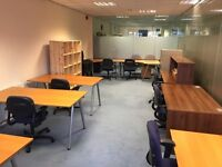Premium large serviced office available to rent in South Woodford. Ideal for 4-8 people.