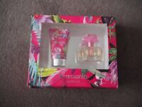 Brand New In Box Accessorize Lovelily Gift Set With Perfume & Body Lotion