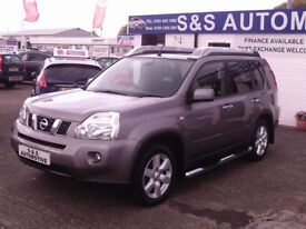 2008 NISSAN X-TRAIL ARCTIX DCI 150 *1 OWNER* M.O.T/WARRANTY (FINANCE AVAILABLE)