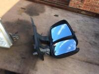 Iveco daily o/side head light unit