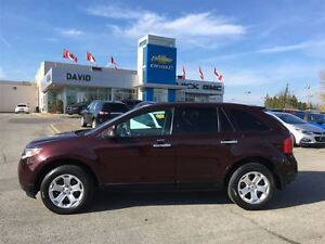 2011 Ford Edge SEL AWD 5DR, NAVIGATION, SUNROOF, LOCAL TRADE !!
