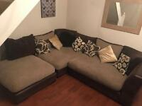 DFS corner sofa excellent condition
