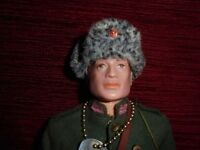 Action Man 1960's WW2 Russian Infantry Soldier.