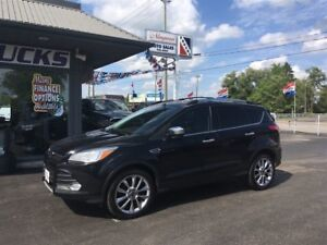 2014 Ford Escape SE Leather Back up Camera SYNC BlueTooth