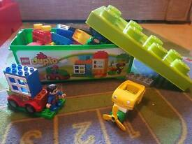 Lego Duplo Bricks box set